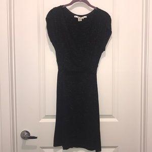 Max studio small black dress